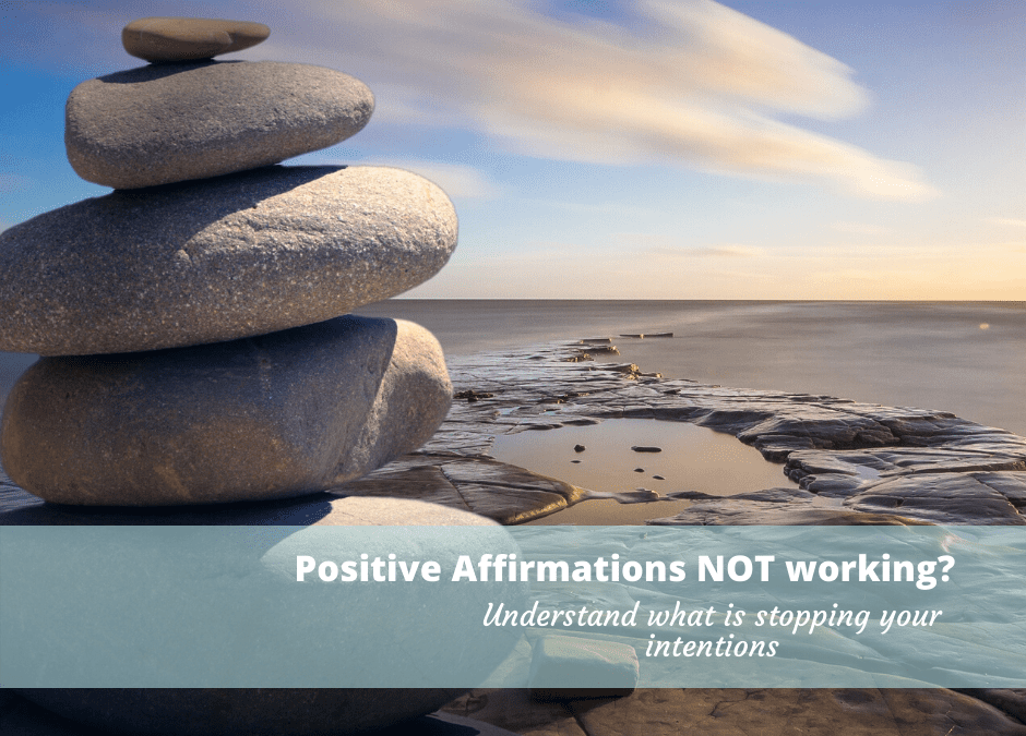 Why Positive Affirmations DON'T WORK